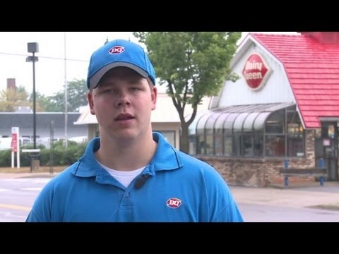Joey Prusak:  Dairy Queen Teen Does The Right Thing