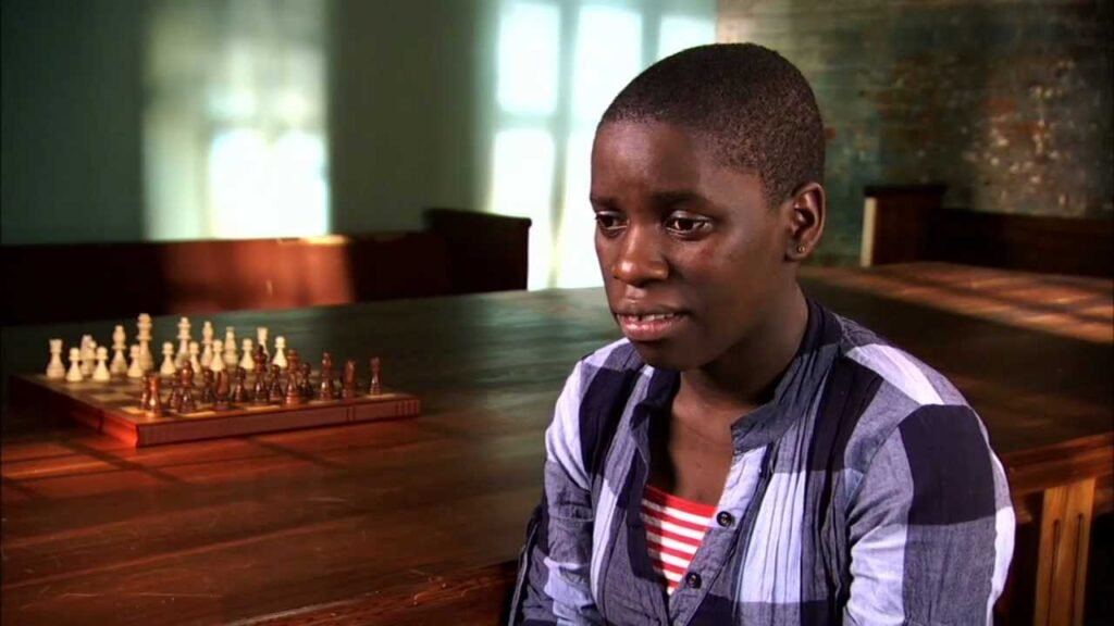 phiona mutesi african chess champion arises from the slums